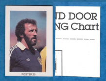 Scotland Danny McGrain Glasgow Celtic 20  (2)